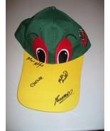 Madison Mallards baseball cap autographes  MADISON WI. - $9.99