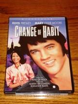 ELVIS PRESLEY CHANGE OF HABIT  DVD SEALED! - $59.39