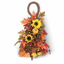 Thanksgiving Teardrop Cordless Prelit LED Decorations Fall Harvest Autum... - $118.79