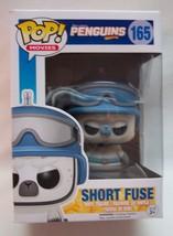"Funko POP Penguins of Maagascar SHORT FUSE SEAL 3"" VINYL FIGURE TOY 165 NEW - $16.34"