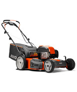 Husqvarna 22 Inch Self Propelled Gas Lawn Mower with Briggs & Stratton E... - $599.99