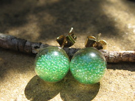 Haunted Goddess Hecate Earrings of psychic power and supernatural gifts - $20.00