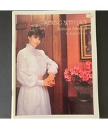 Vintage Sewing with Lace Heirloom Sewing III by Margaret Pierce Booklet ... - $12.61