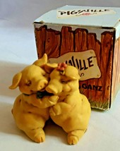 Pigsville Pig Figurine by Ganz.  True Love 1310  New in box. Vintage collectibl. - $14.71