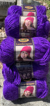 Lion Brand Landscapes Yarn Amethyst Color Lot of 12 Skeins Brand  NEW - $79.20