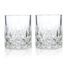 Tumbler Set, Admiral Prismatic Rays Crystal Insulated Glass Tumbler, Set... - $25.49