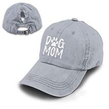 Splash Brothers Customized Unisex Dog Mom Vintage Jeans Adjustable Baseb... - $9.57