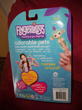 WowWee Fingerlings Interactive Baby Monkey Toy ZOE NRFP with Bonus STAND - $25.99