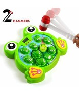 YEEBAY Interactive Whack A Frog Game, Learning, Active, Early Developmen... - $70.99