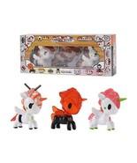 Tokidoki Unicorno Sushicorno Mini Figure 3-Pack - $49.90
