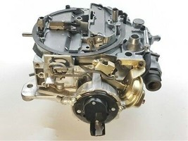 1906R Remanufactured Rochester Quadrajet Carburetor 4MV 80-89 Big Block 454 JEGS