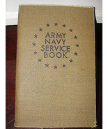 Army Navy Service Book, cloth cover, Prayers, music, 1941 - $57.00