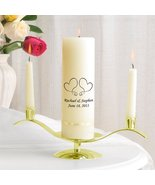 Premier Unity Candle and Stand Combo (QTY 1 SET) - $58.56