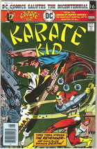 Karate Kid Comic Book #3 DC Comics 1976 FINE+ - $4.75