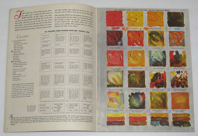 How to Mix Colors and Materials to Use, Walter T. Foster No. 56