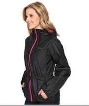 Columbia Women Auroras Wake II Wind Rain Jacket - Black - $35.26