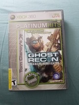 Tom Clancy's Ghost Recon: Advanced Warfighter (Microsoft Xbox 360, 2006) - $6.92