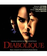 DIABOLIQUE SOUNDTRACK RANDY EDELMAN CD RARE - $4.95