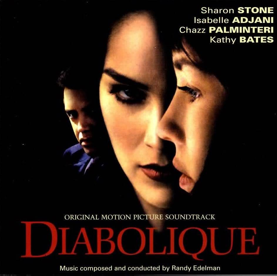 DIABOLIQUE SOUNDTRACK RANDY EDELMAN CD RARE