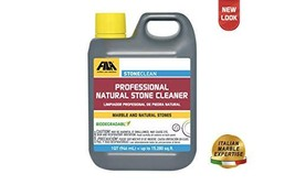 FILA Stone Clean, Professional Neutral Cleaner Concentrate for Marble an... - $11.87