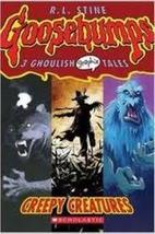 Goosebumps: 3 Ghoulish Graphix Tales: Creepy Creatures - $6.99