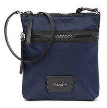 Marc Jacobs NS Nylon Crossbody Bag (Indigo) - $115.00