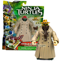Year 2014 Teenage Mutant Ninja Turtles TMNT Movie 5 Inch Figure RAPH IN ... - $34.99