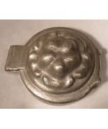 Vintage Pewter Ice Cream Mold / Mould E & Co - $24.00