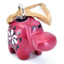 Tabaka Chigware Hand Carved Kisii Soapstone Hippopotamus Hippo Ornament Figure image 4