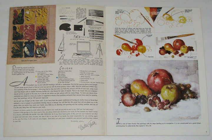 How to Draw and Paint Still Life in Oils, Walter T. Foster No. 4