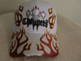 Choppers with Flames Cap - $5.45