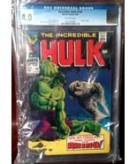 Incredible Hulk (1962) # 104 CGC Graded 4.0 VG - $58.99