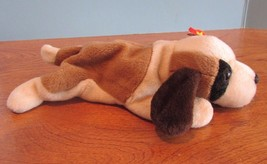 """TY Beanie Babies Baby plush DOG """"BERNIE""""  w/Tag - $10.89"""