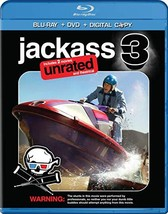 Jackass 3 (Blu-ray + DVD)