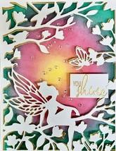 Hero Arts Fairy Window Fancy Die #D1585 - PERFECT FOR CARD MAKING!