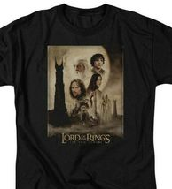 Lord of the Rings The Two Towers epic adventure film graphic tee LOR2000 image 3
