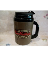 Tim Hortons Coffee Thermos Cup Mug Canada Souvenir HUGE Size English French - $19.95