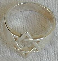 Star of david ring a 1 thumb200