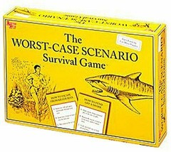 The Worst Case Scenario Survival Game Complete 2001 Edition - $18.69