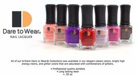 LECHAT - Dare to Wear Manicure Pedicure Nail Polish .5oz/15ml - $5.43+