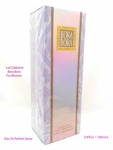 Bora Bora by Liz Claiborne Women Eau De Parfum Spray 3.4 oz / 100 ml. Se... - $23.75