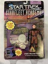 STAR TREK: Starfleet Academy Cadet Riker Action Figure - $12.02