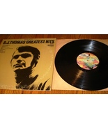 B. J. Thomas Greates Hits Volume One Original LP - $49.00