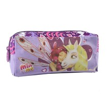 Mia and Me Pencil Case with Zip Pouch - $7.00