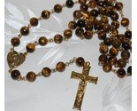Tigereye gold  rosary2 thumb155 crop