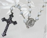 White howlite rosary thumb155 crop