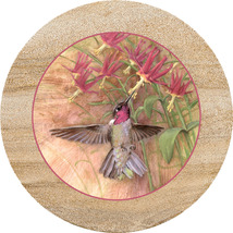 Winged Jewel Sandstone Trivet - $14.95