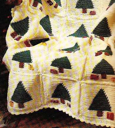 *Luck of the Irish Afghan +more Hard Back Crochet Book