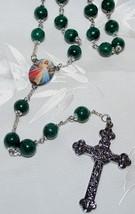 10mmmalachite rosary whole2 thumb200