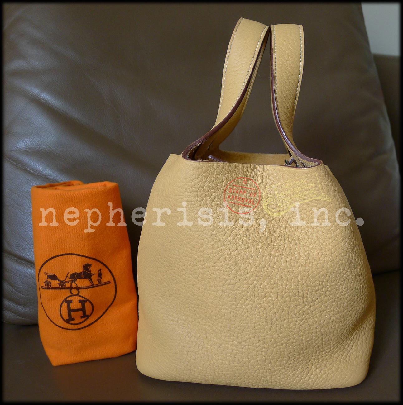 used hermes bag